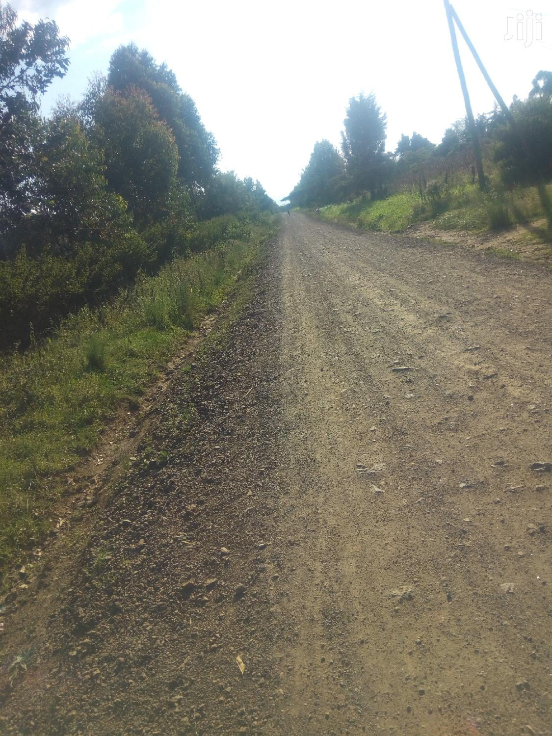 50 by 100 Plot of Land for Sale at Lanet