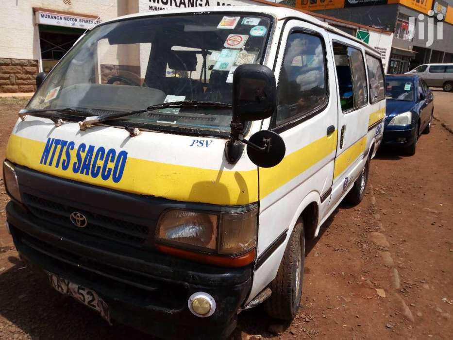 Matatu PSV | Cars for sale in Hospital (Thika), Kiambu, Kenya