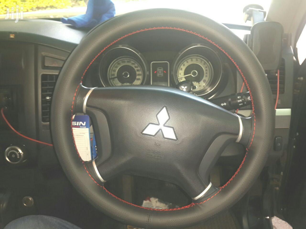 Hand Stitched Steering Wheel Cover | Vehicle Parts & Accessories for sale in Maringo/Hamza, Nairobi, Kenya