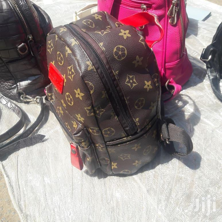 Archive: Gucci Back Pack