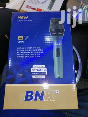 BNK Wire Microphone 🎤