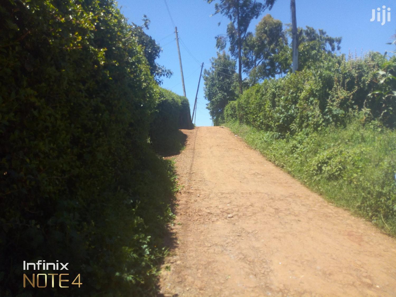 1/4 Acre Kikuyu Thamanda Kiambu County