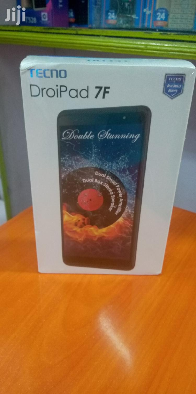 New Tecno DroiPad 7E 16 GB Black