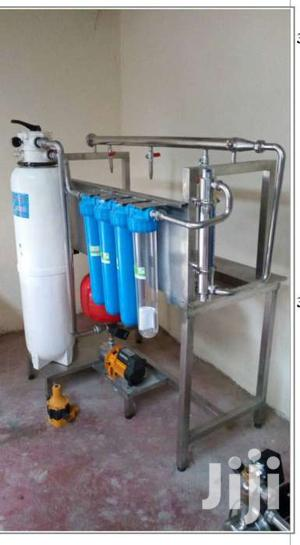 Water Bottling Machines
