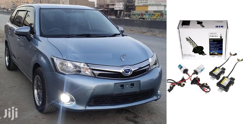 Crystal White Fog Xenon Kit: For Toyota,Subaru,Landrover,Vw
