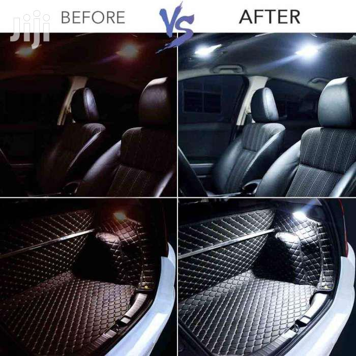 Super White LED Roof Bulbs: For Toyota/Landrover/Nissan/Subaru/Vw/Bmw