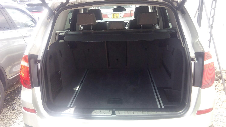 BMW X3 2012 Gold | Cars for sale in Kilimani, Nairobi, Kenya