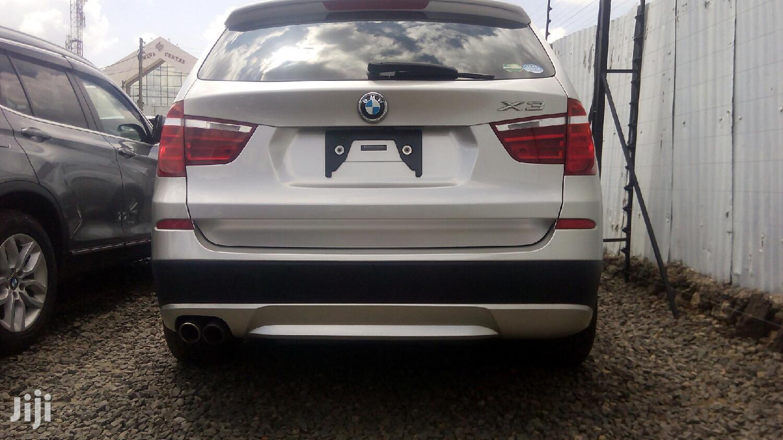 BMW X3 2012 Gold