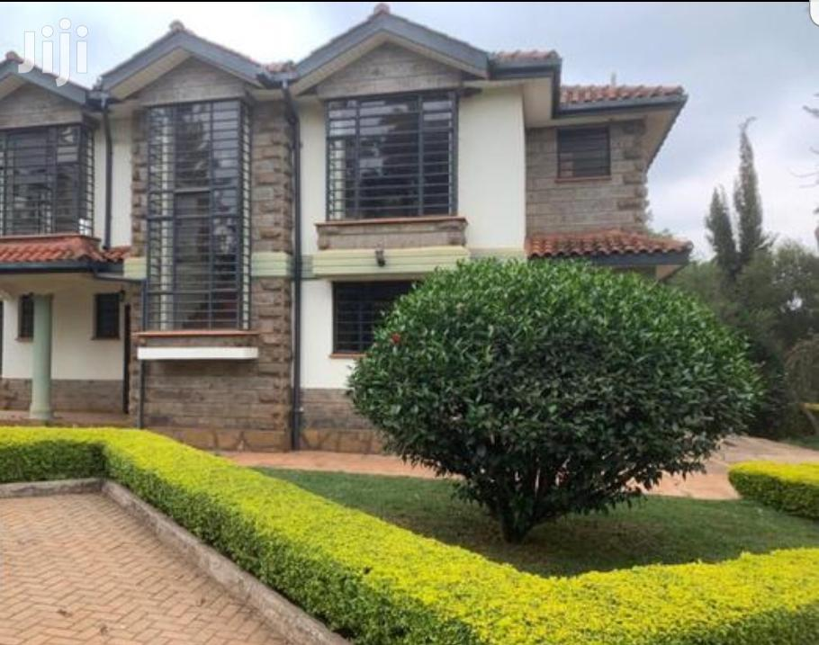 Nyari Five Bedroom Townhouse.