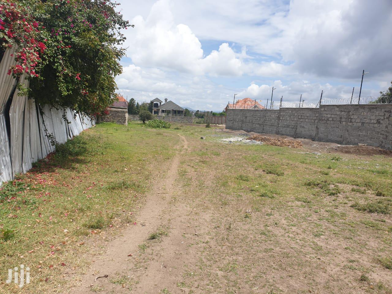 Giving Away the Land! Kitengela Chuna 1/4 an Acre Plot.