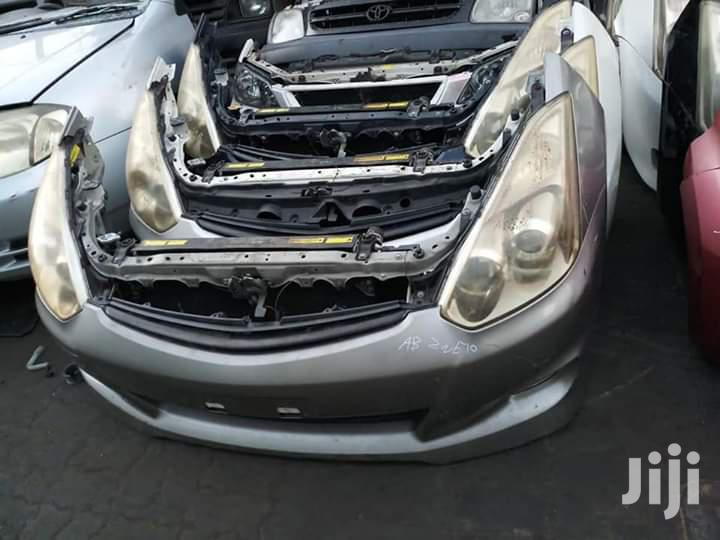 Archive: Nosecut Toyota Wish 2006