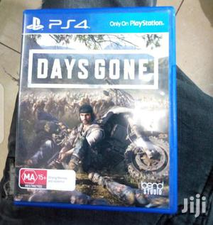 Used Days Gone