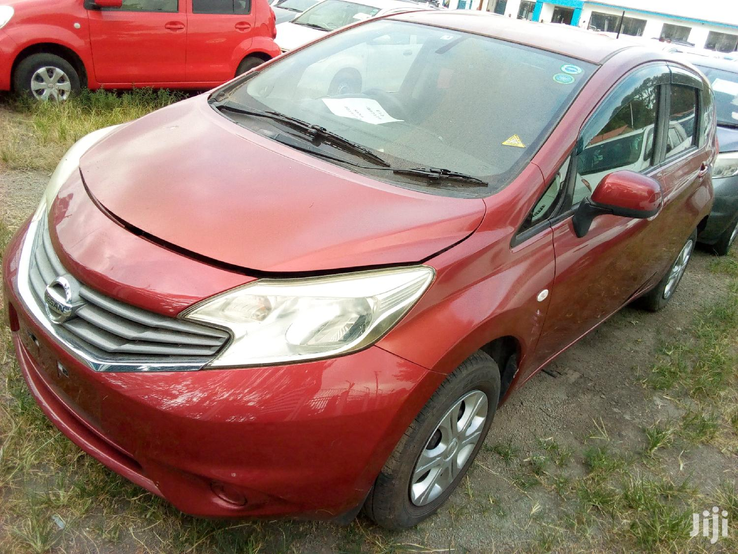 Nissan Note 2012 1.4 Red | Cars for sale in Mvita, Mombasa, Kenya