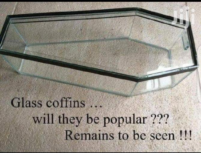 Glass Coffins