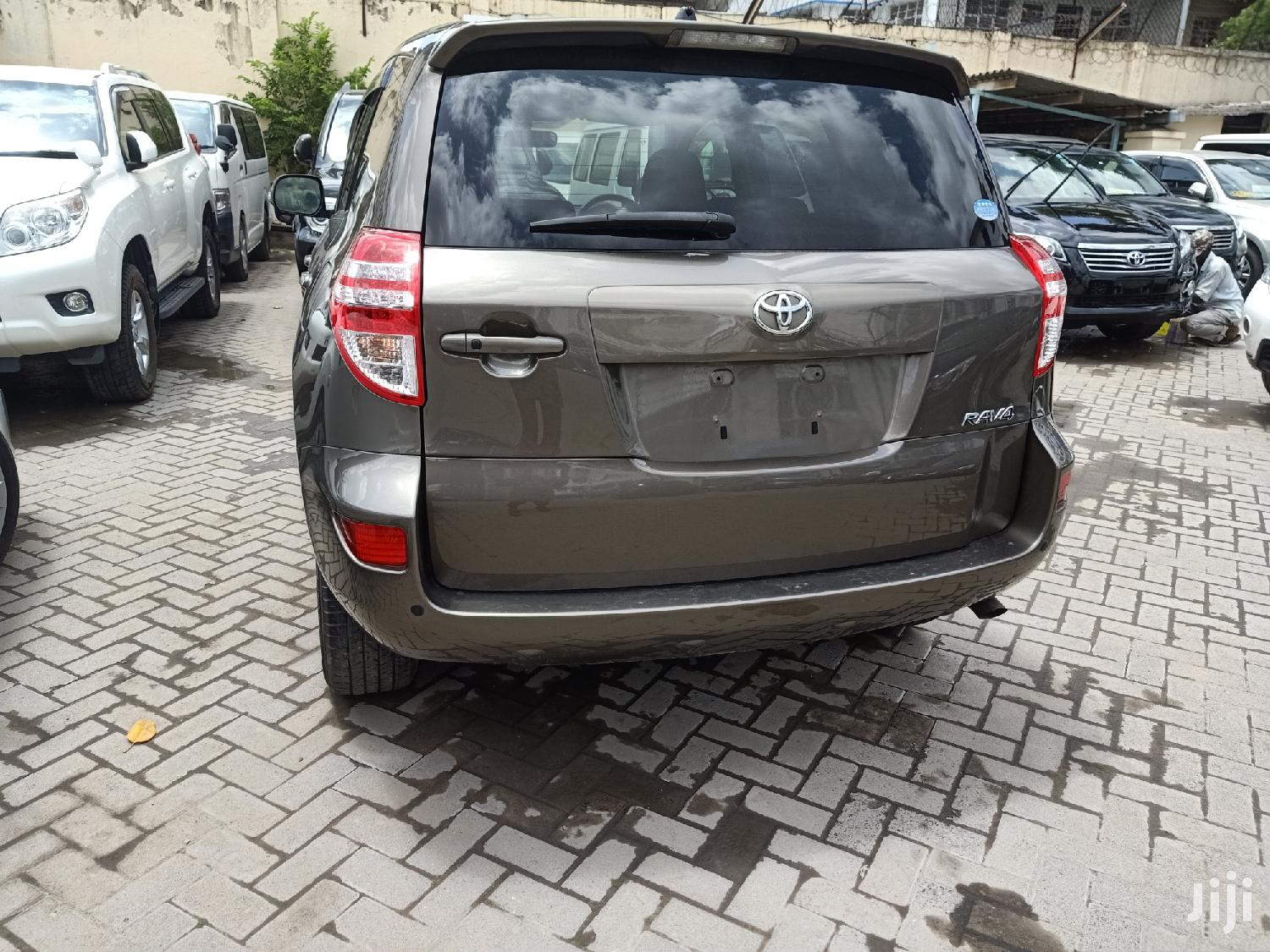 Toyota RAV4 2012 Brown | Cars for sale in Mvita, Mombasa, Kenya