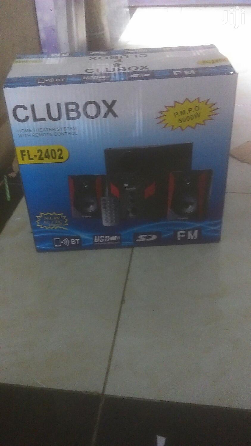Clubox 2.1 Subwoofer
