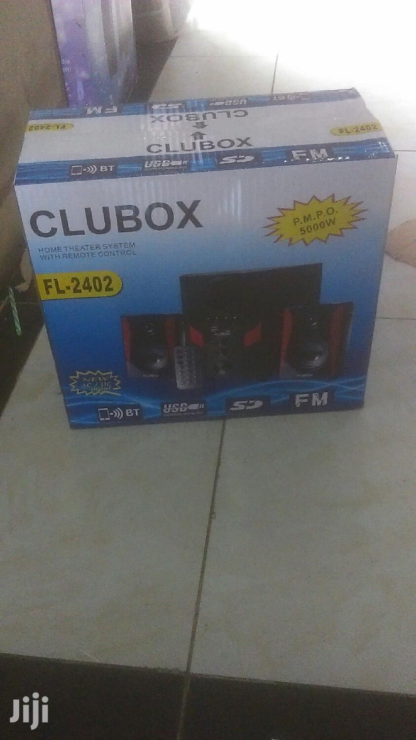Clubox 2.1 Subwoofer | Audio & Music Equipment for sale in Nairobi Central, Nairobi, Kenya