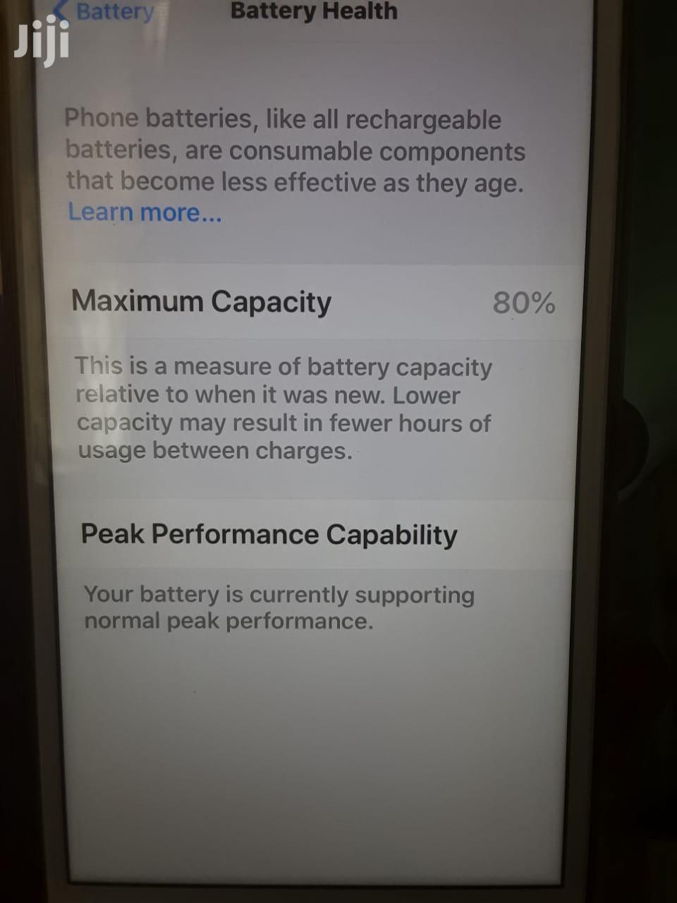Apple iPhone 6 Plus 16 GB Gold | Mobile Phones for sale in Market Milimani, Kisumu, Kenya