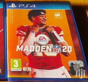 Madden Nfl 20 For Ps4
