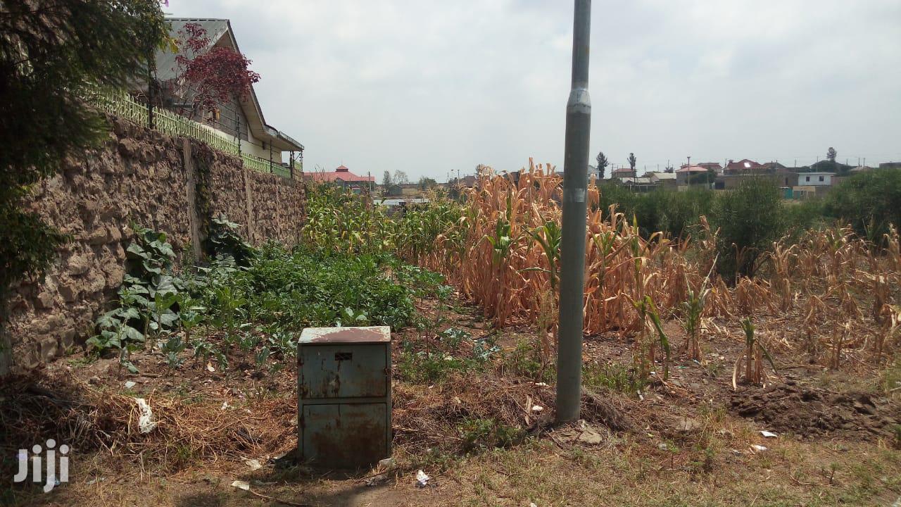 Giving Away the Land! Utawala Mihango 50 by 100 Plot | Land & Plots For Sale for sale in Embakasi, Nairobi, Kenya