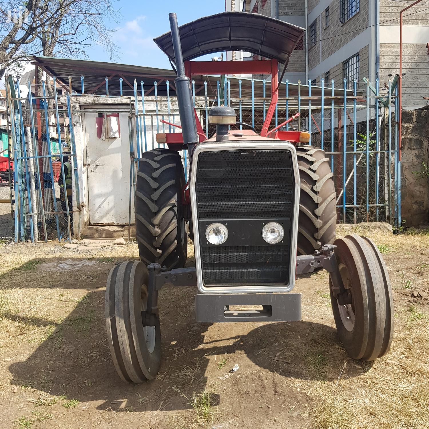 MF 290 2wd Tractor 90hp | Heavy Equipment for sale in Woodley/Kenyatta Golf Course, Nairobi, Kenya