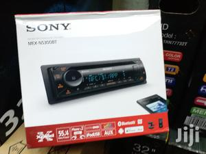 Sony MEX-N5300BT With FM,AUX,USB,BLUETOOTH,CD,Multiple Colors   Vehicle Parts & Accessories for sale in Nairobi, Nairobi Central