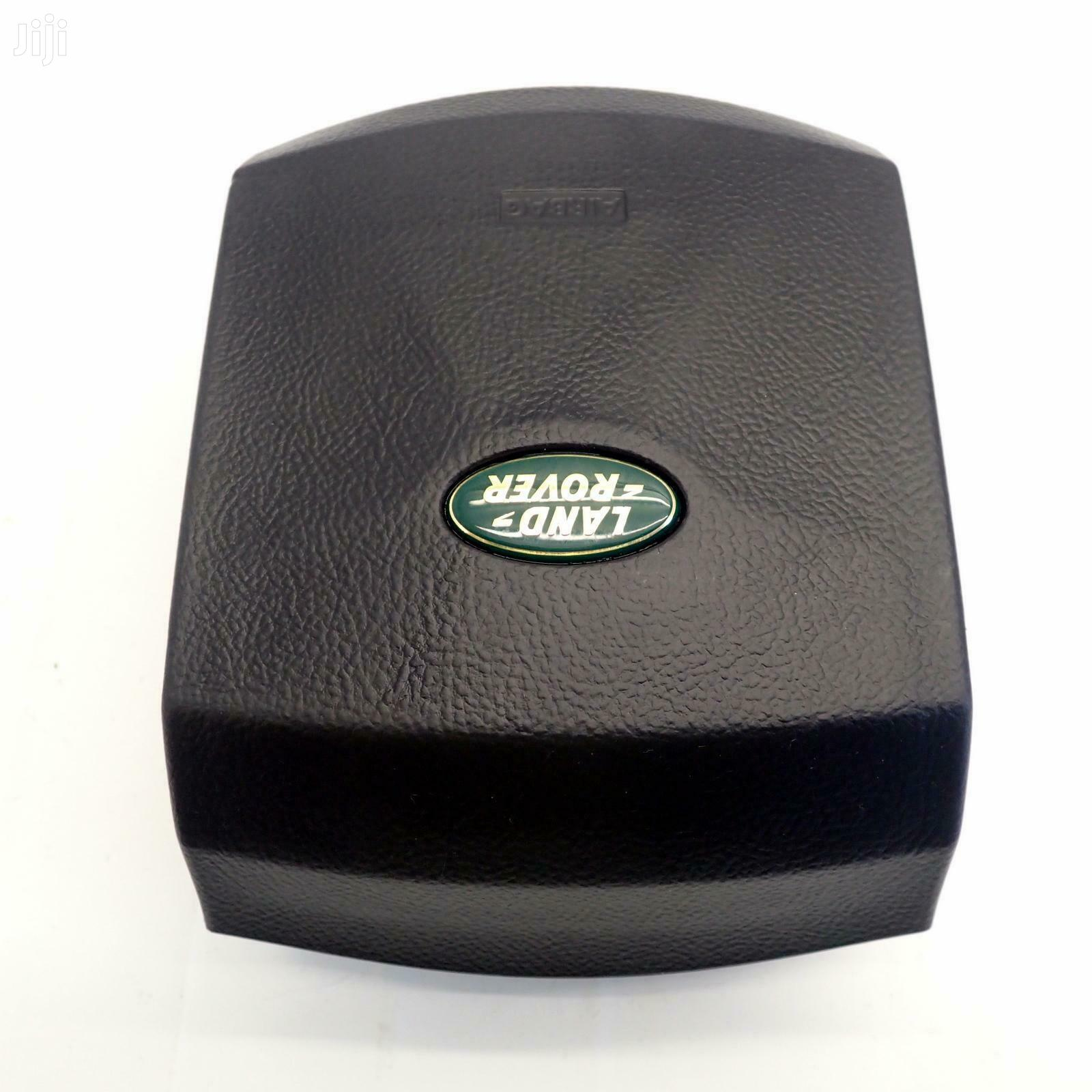 Steering Wheel Airbag Land Rover Discovery 3 2.7 TDV6
