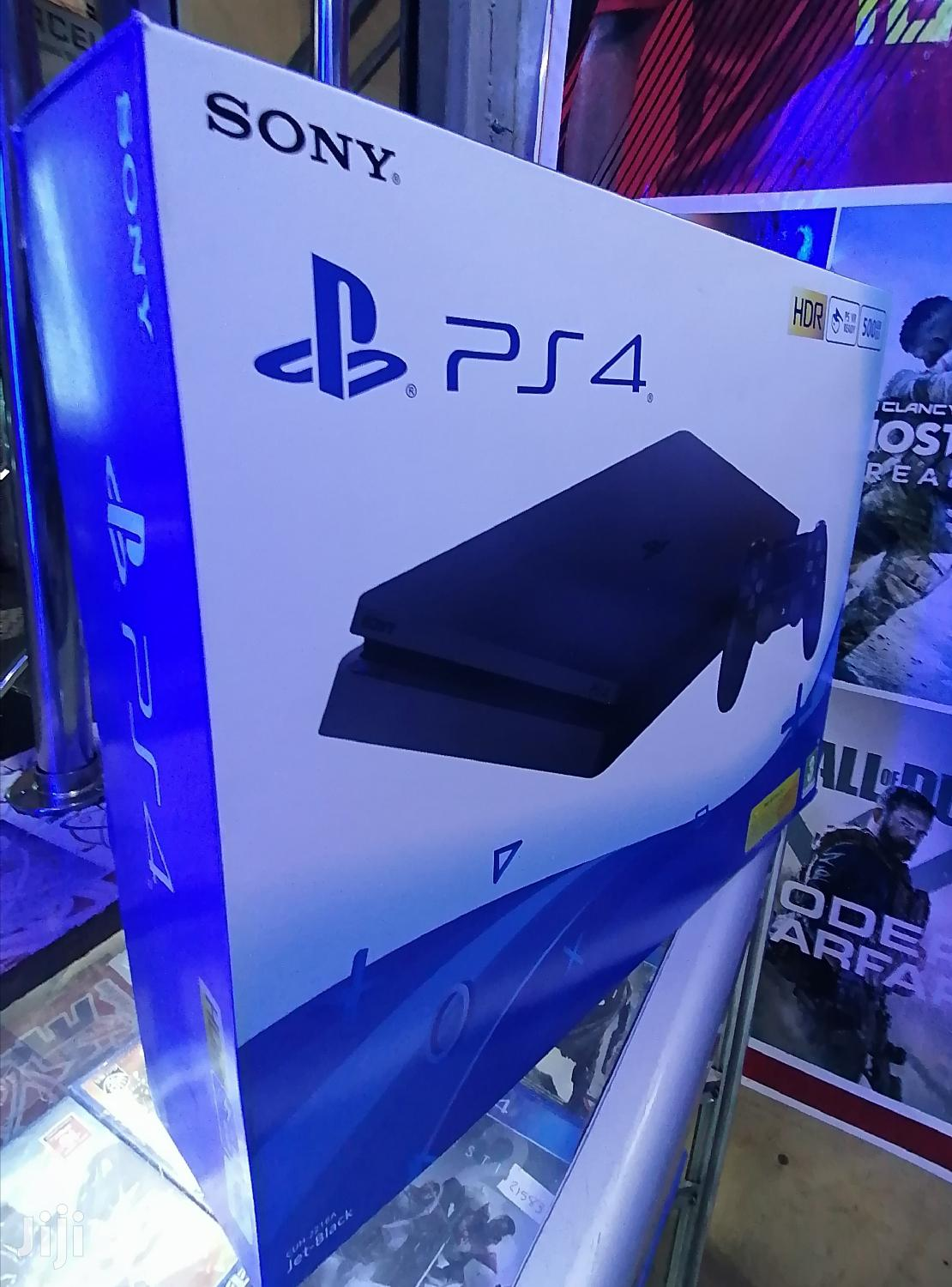 Archive: New Playstation 4 Slim