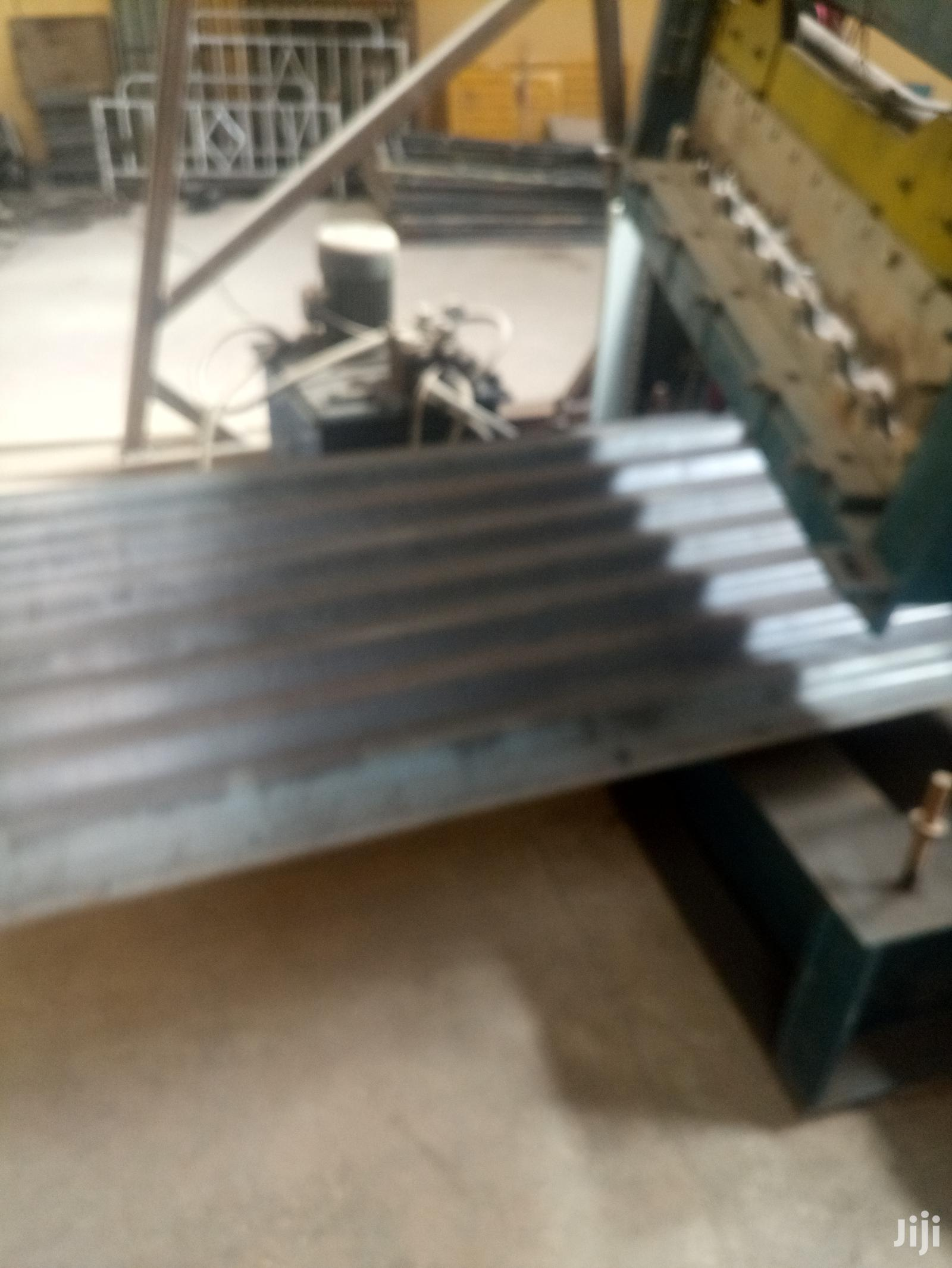 Archive: Roll Forming Machine