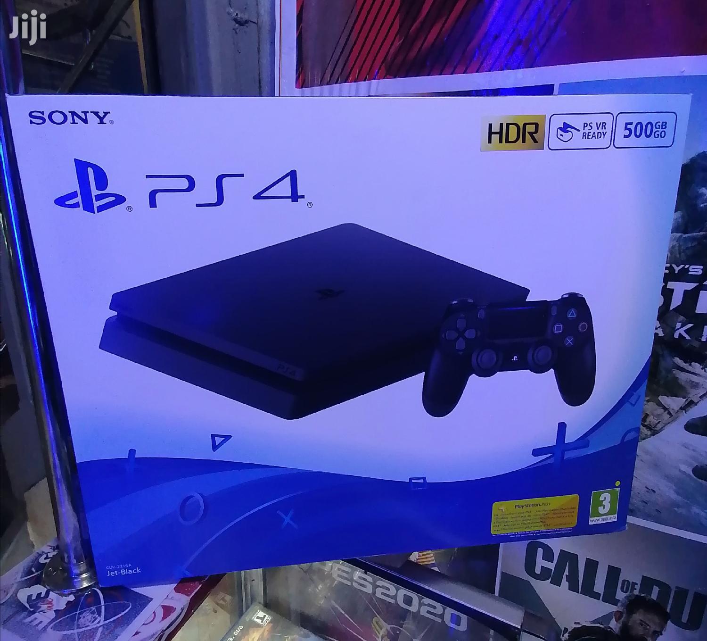 New Playstation 4 Slim