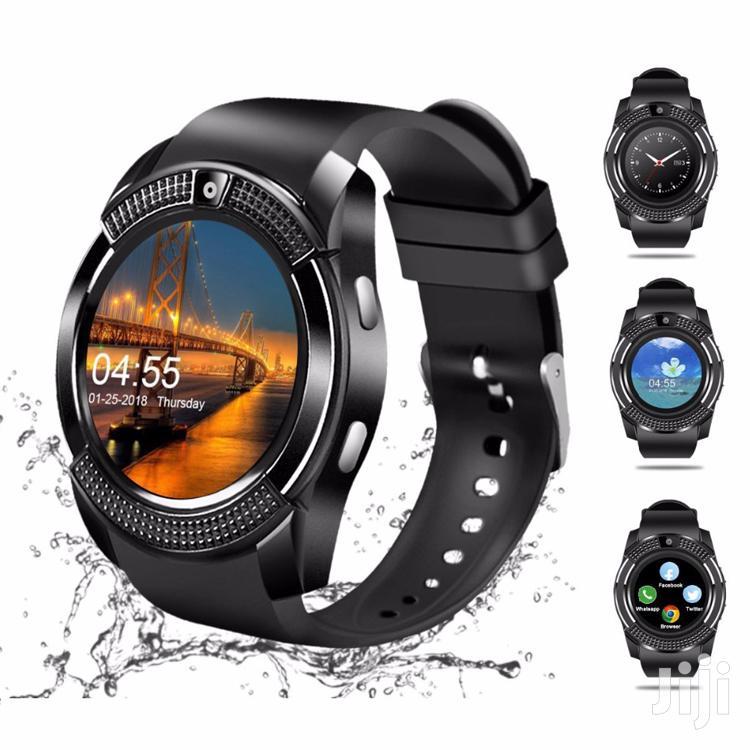 Archive: Sport Watch Anti-lost V8 Smart Watch Waterproof Clock SIM Card Slot