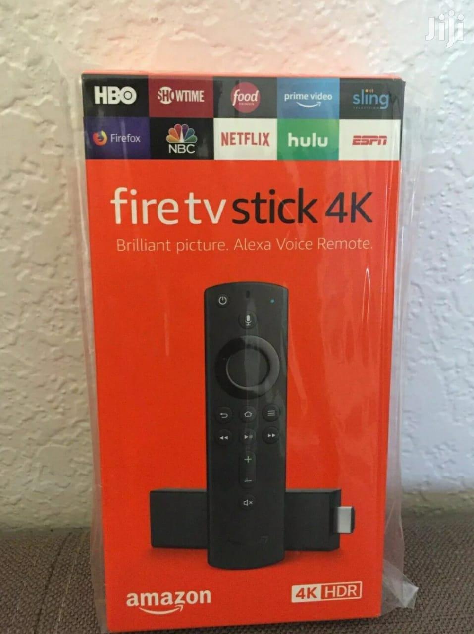 New Original Fire Tv Stick 4K Hdr Streaming Box 4k Videos