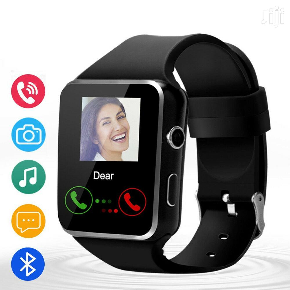"Archive: 1.54"" X6 Bluetooth Waterproof Smart Watch Camera For Ios/Android"