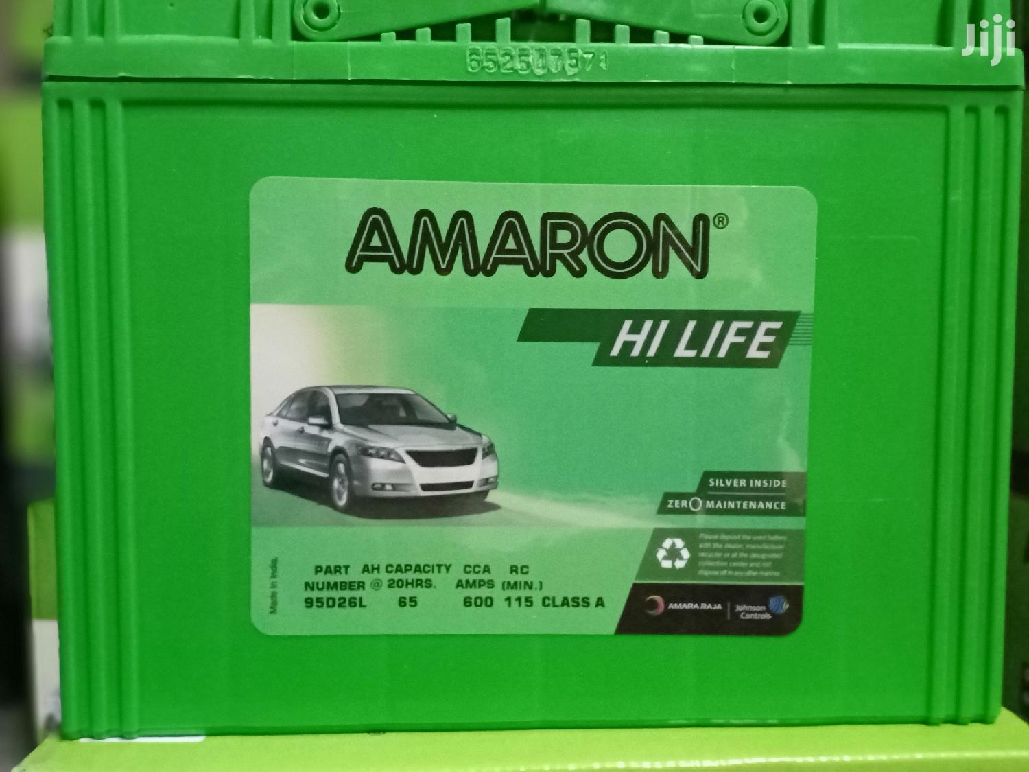 Jiji Kenya Car Batteries