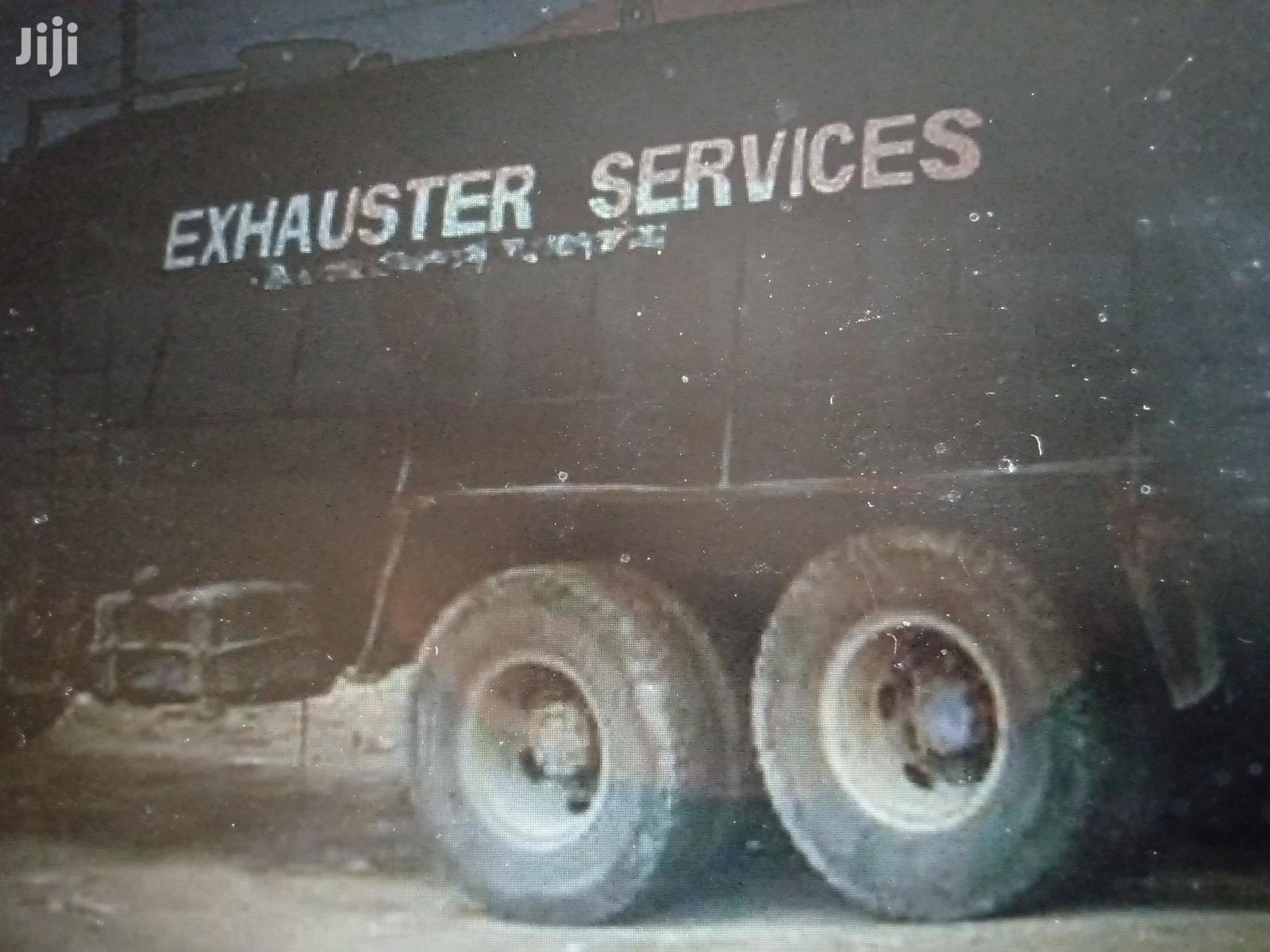 Sewage Exhauster Services In Runda