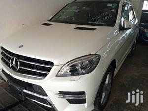 Mercedes-Benz M Class 2014 White | Cars for sale in Mombasa, Mvita