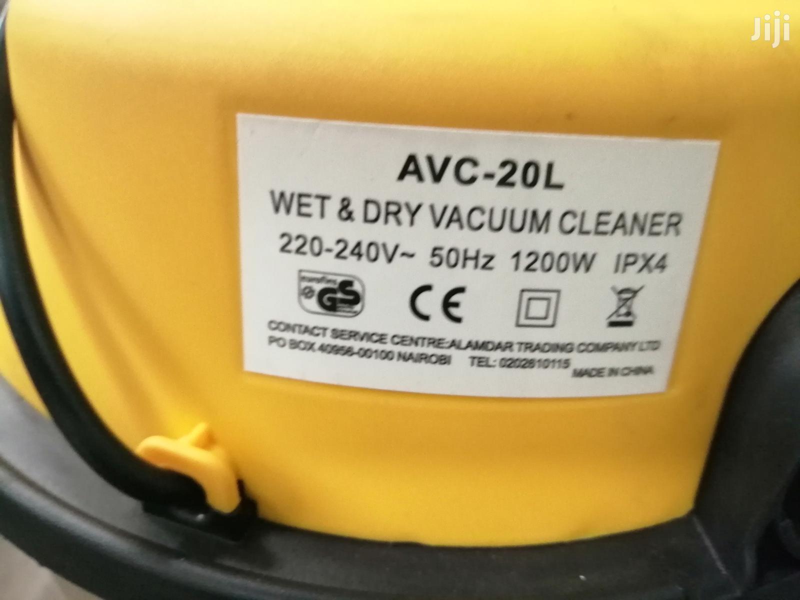 Avc 20l Wet & Dry Vacuum Cleaner | Home Appliances for sale in Imara Daima, Nairobi, Kenya