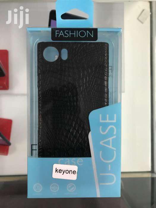 Blackberry Keyone Croco Premium PU Leather