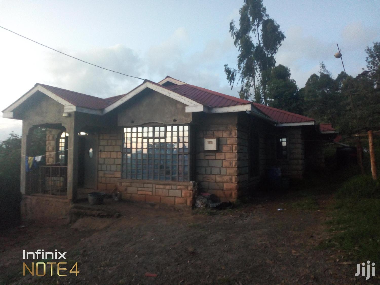 4 Bedroom Bungalow Kikuyu Nderi Kiambu County