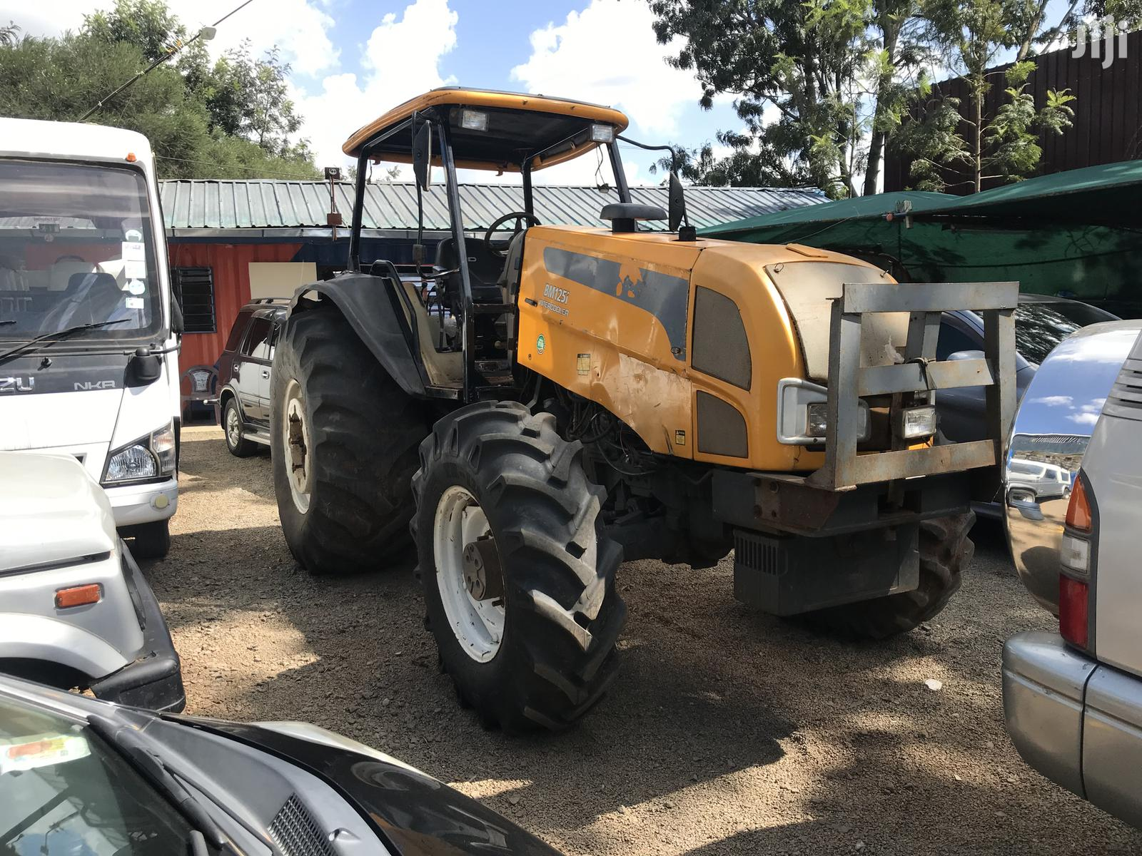 Tractor 4WD Valtra Big Ford,