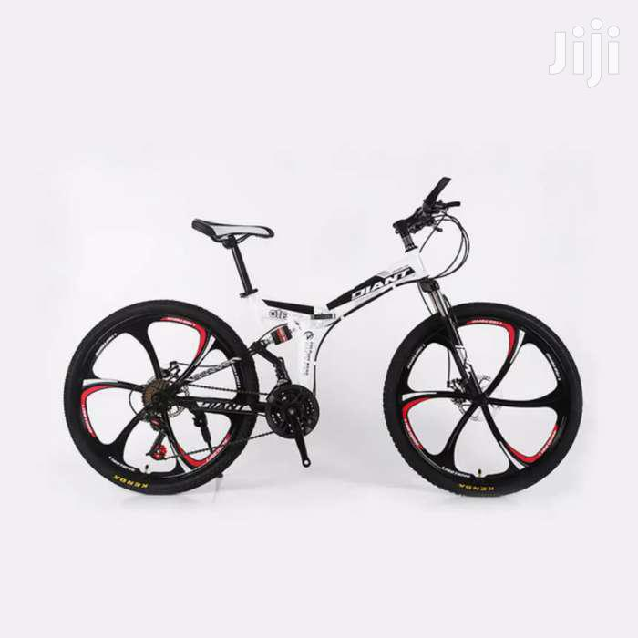 Chrome Wheels Foldable Bikes