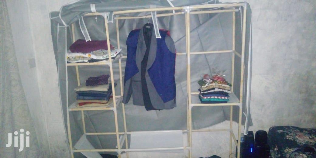 Durable Wooden Frame Portable Wardrobes   Furniture for sale in Kangemi, Nairobi, Kenya