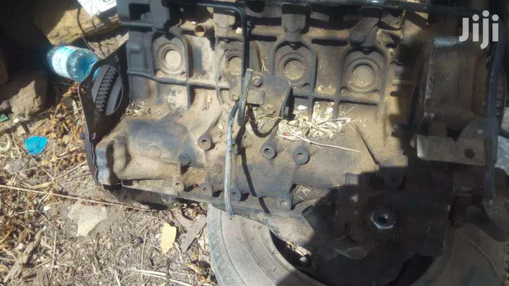 Ford Ranger Half Engine