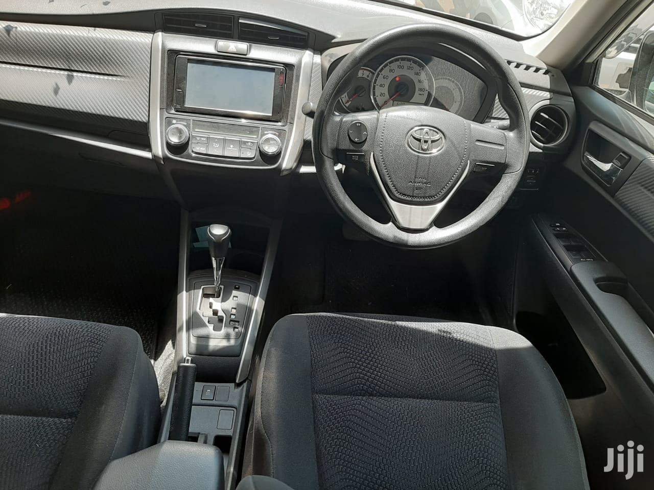 Toyota Fielder 2014 White | Cars for sale in Mvita, Mombasa, Kenya
