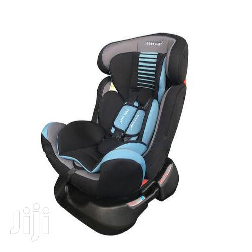 Reclining Infant Car Seat&Booster With A Base-baby Blue & Grey(0-7yrs)