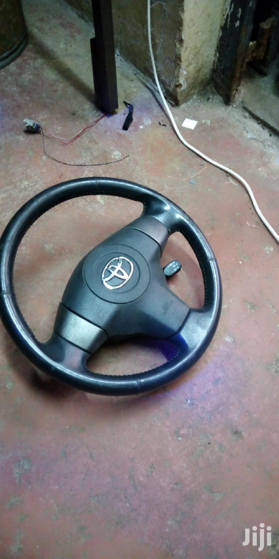 Vanguard Steering Wheel