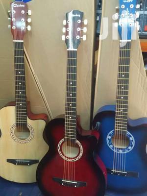 Medium Size Acoustic Box Guitar