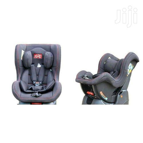 Reclining Baby Car Seat - Grey (0-5yrs) + A Baby Neck Support Pillow | Children's Gear & Safety for sale in Westlands, Nairobi, Kenya