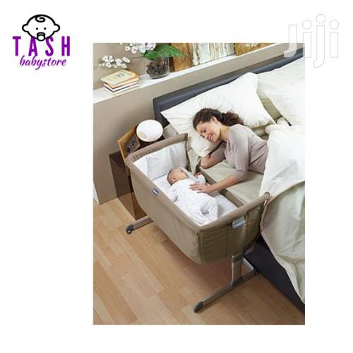 Side Sleeping Crib Baby Crib Next 2 Me Baby Bed Baby Cot Dove Grey In Westlands Children S Furniture Tash Baby Store Jiji Co Ke