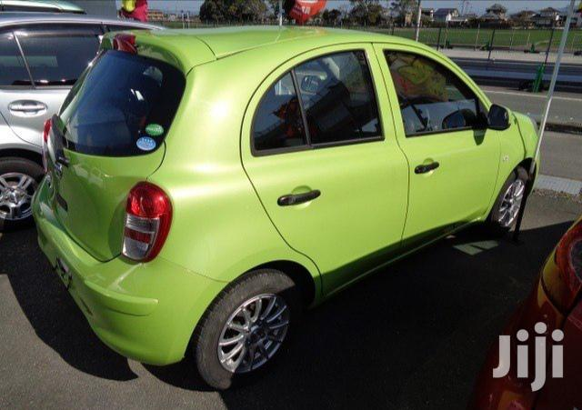 Archive: Nissan March 2012 Green